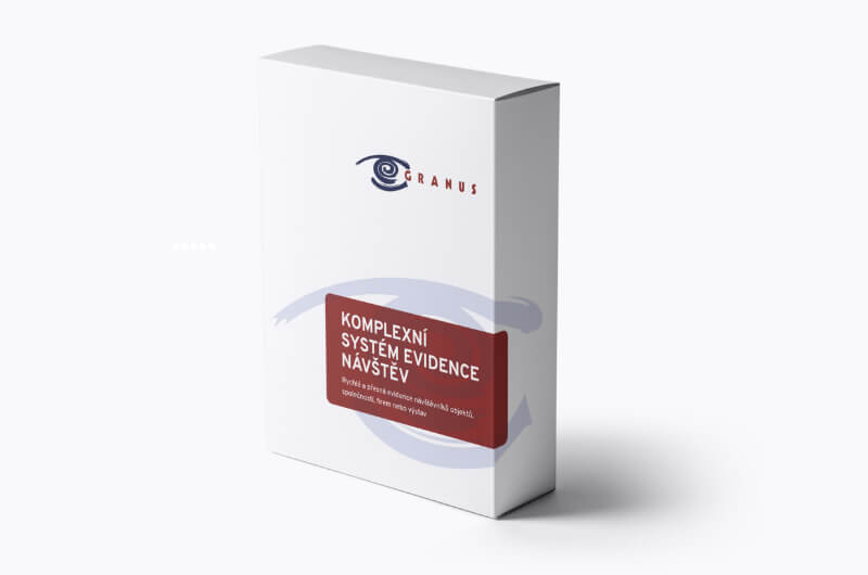 Komplexní systém evidence návštěv